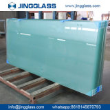 12mm Clear Tempered Safety Shower Door Glass