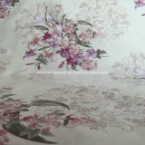 100%Cotton 128*60 Printed Fabric for Comforter Set