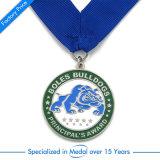 High Quality OEM Customized Cheap Souvenir Gold Silver Military Police Medal Masonic Race Metal Medallion for Sports Marathon Running Award