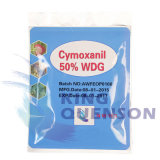 King Quenson Supplier Crop Protection Fungicide Cymoxanil 98% Tc (45% WDG, 20% SC)