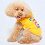 England Style Pet Hoodie Dog Clothes