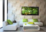 3D Artificial Plant Frame Wall Decor Art