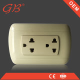 Latin American Electrical Wall Switch Electric Socket Power Socket
