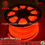 High Quality LED 360 Degree View Diameter 16mm Flexible Red Neon Rope Light Ce&RoHS