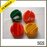 Double Flip Top Pepper Bottle Cap Injection Mould (YS807)