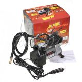 China Best Sales Good Quality Low Price 150 Psi Tornado Portable Car Air Compressor 12V