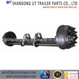 Concave Type Axle/Low Bed Axle/Semi Trailer Axle