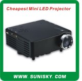 Smp7043 Cheap Video Pico Projector