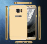 for Samsung Galaxy S7 Edge Aluminum Mirror Cell Phone Case