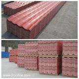 Asa Coated Brick Color Japanese Glazed Tile for Roof