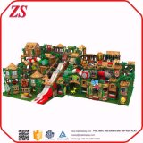 Large Professional Entertainment Area for Chirdren Customized Indoor Playground