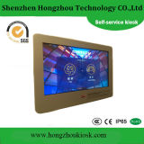 Wall Mounted Parking Information 1080P HD LCD Digital Advertising Kiosk