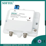 F-Female 1550 Fiber Optic Transmitter Optical Node Transmitter