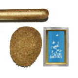 Pigment Manufacturer Gold Metallic Powder Coating Copper Powder Paint for Screen Printing