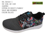 No. 50444 Men Sport Stock Shoes with Flyknit Three Colors
