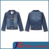 Classic Little Girls Denim Jacket (JT5002)
