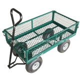 European Type Steel Meshed Garden Cart (TC1840RD)