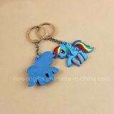 Wholesale 3D Soft PVC Key Holder for Souvenirs