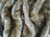 Long Pile Faux Racoon Fur