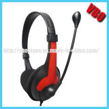 Colorful Low Price Computer Headphone with Microphone