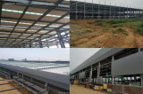 Warehouse Building Materials Custom-Made Steel Structure Construction
