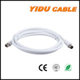 1m RF Fly Lead Coaxial Aerial Cable