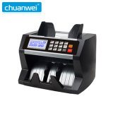 Al-170t Front Loading Money Counter with Adjustable Counting Speed Suitable for Multi-Currency Cash Counting Machine