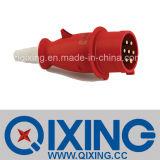 High Qualited Industrial Plug & Socket (QX10749) 7pin