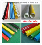 Pultruded Colourful Hollow Durable FRP Rod Fiberglass