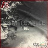 92% Silk 8% Spandex Blended Printed Silk Stretch Satin Fabric