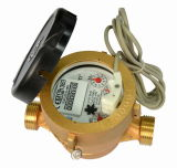 Single Jet Liquid Filled Water Meter Class C/R160
