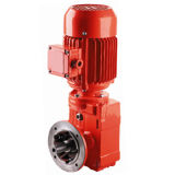 Quality Competitive Price Ews Series Helical-Worm Gear Reducer, Gearbox (EWS37-127)