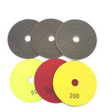 Dry Wet Flexible Polishing Pads for Concrete Polishing
