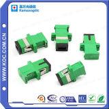 Sc/APC Shutter Adapter for Fiber Optic Connector