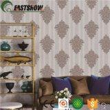 European Style PVC Waterproof Wall Paper Decoration