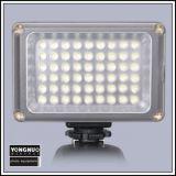 Yongnuo Yn-0906 70PCS Ultra-Bright LED Camera Video Light 10-Grade 2 Colors