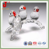 European Crystal Bird Ornament (JD-CA-107)