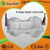 8 Shape Disposable Diaper Insert Liner Pads Bladder Control Incontinence Products