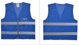 Safety Security Reflective Vest Workwear with Reflective Tape