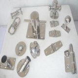 Lost Wax Casting Stainless Steel Boat Hardware with Machining