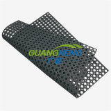 Cheap Anti-Fatigueindoor Rubber Mat, Anti-Static Laboratory Rubber Flooring, Drainage Rubber Mat, Square  Rubber  Tile