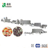Hot Sale Bulk Breakfast Cereal Corn Flakes Extruding Making Manufacturing Processing Machine