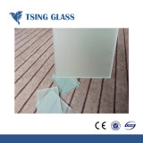Acid Etched Tempered Glass Toughened Glass