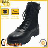 Cheap Price Black Police Tactical Boots