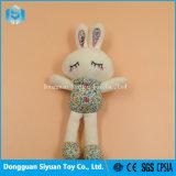 Plush Fabric Bunny Rabbit Toys for Gift Promotion