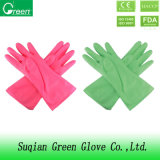 Cheap PVC Glove Wash Gloves with High Quality