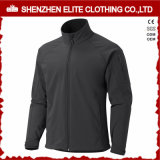 2017 Outdoor Breathable Softshell Jacket Mens Black