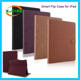 Vintage Style Smart Flip PU Leather Cover Tablet Case for iPad Air 2