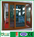 Aluminum Alloy Profile for Sliding Doors with Doubel Glazing As2208