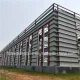 Prefabricated Light Steel Structure Frame Modern Modular Green Forging Workshop